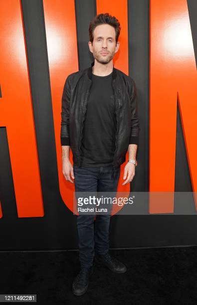 "Glenn Howerton attends the premiere of Universal Pictures' ""The Hunt"" at ArcLight Hollywood on March 09, 2020 in Hollywood, California."