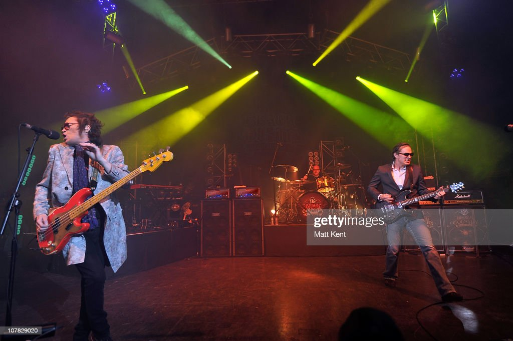 Black Country Communion Perform in London