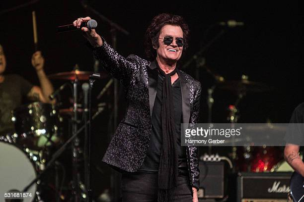 Glenn Hughes performs at the Adopt The Arts Benefit Concert And Auction For Music And Arts Programs In LAUSD Schools at The Fonda Theatre on May 12...