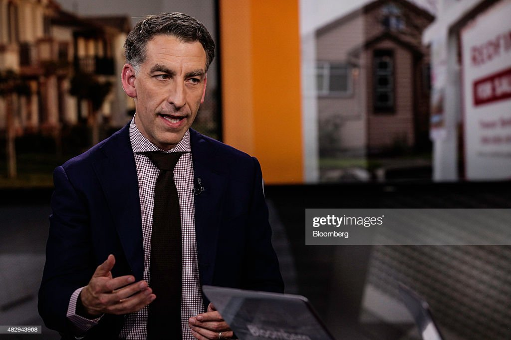 Glenn Kelman, chief executive officer of Redfin Corp , speaks during