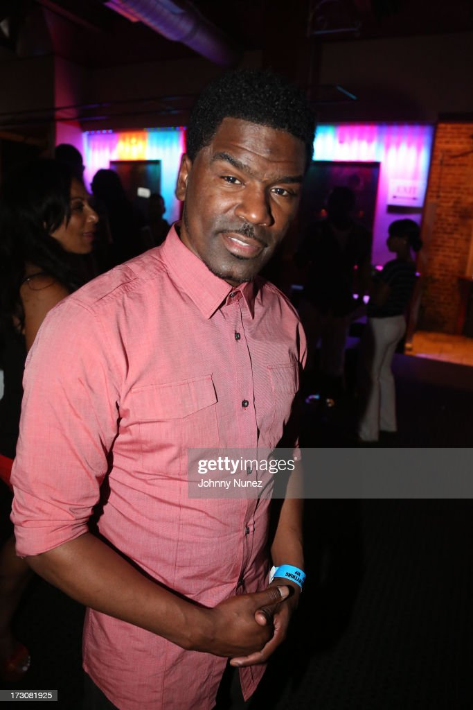 Glenn Lewis attends The Luxury All White Everything party at Metropolitan Nightclub on July 5, 2013 in New Orleans, Louisiana.