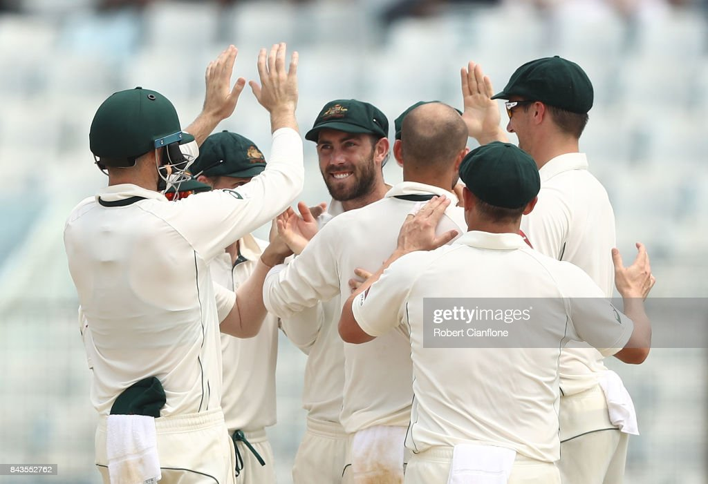 Bangladesh v Australia - 2nd Test: Day 4 : News Photo