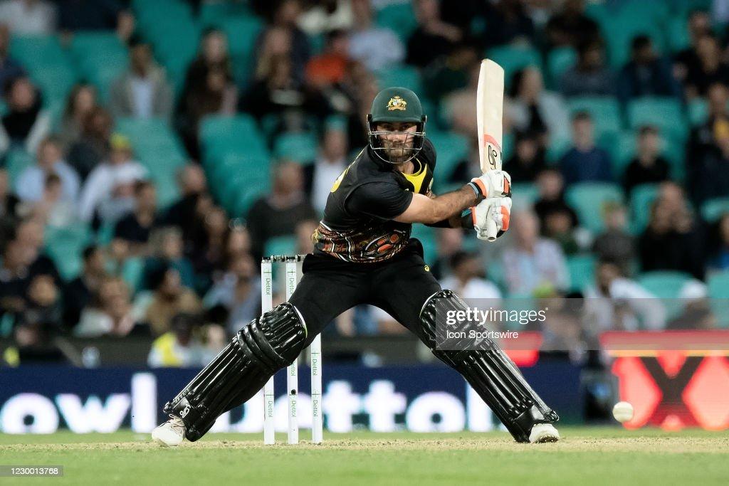 CRICKET: DEC 08 T20 - Australia v India : News Photo