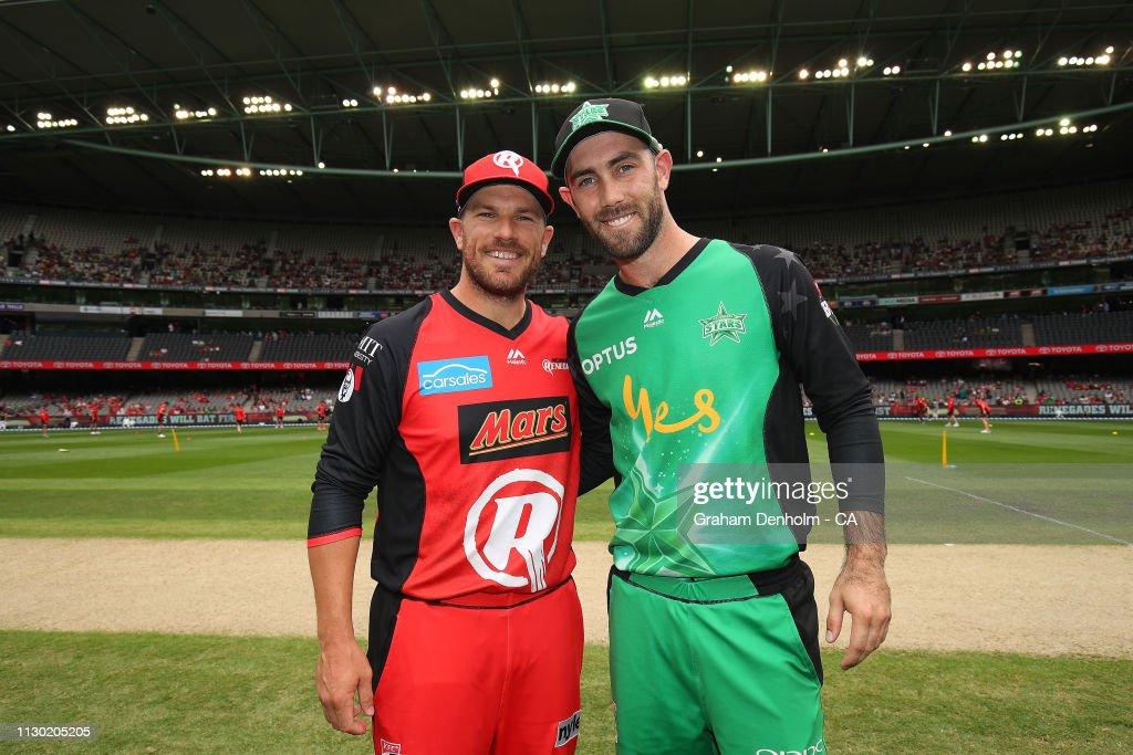 AUS: BBL - Final: Melbourne Renegades v Melbourne Stars