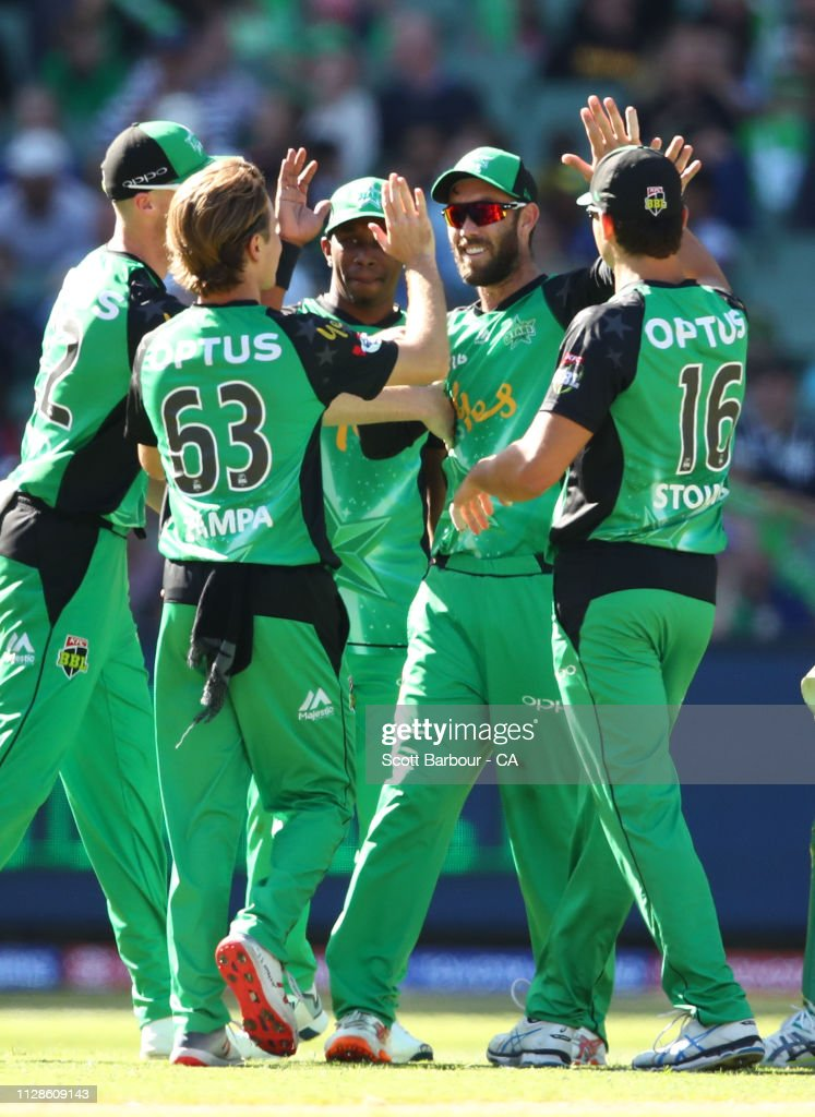 BBL - Stars v Sixers : News Photo