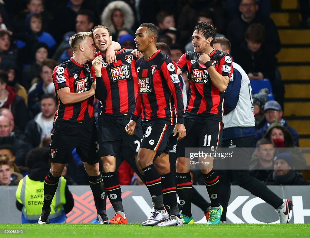 Chelsea v A.F.C. Bournemouth - Premier League