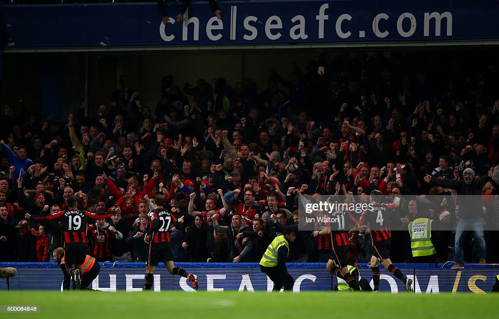 Chelsea v A.F.C. Bournemouth - Premier League : News Photo