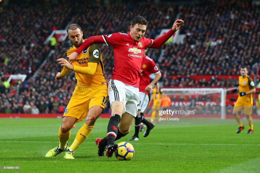Manchester United v Brighton and Hove Albion - Premier League : News Photo