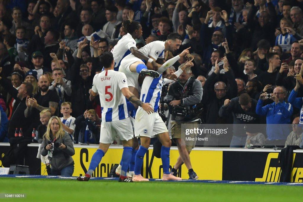 Brighton & Hove Albion v West Ham United - Premier League : Nachrichtenfoto