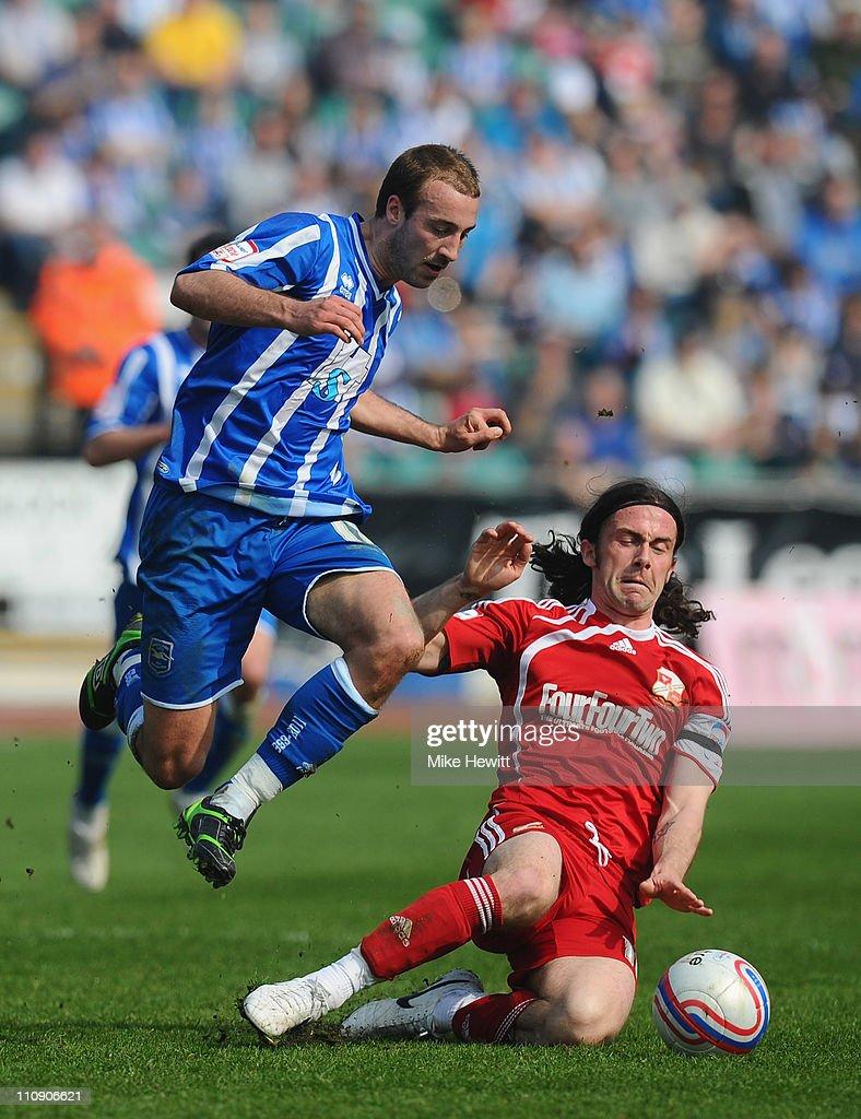 Brighton & Hove Albion v Swindon Town - npower League One