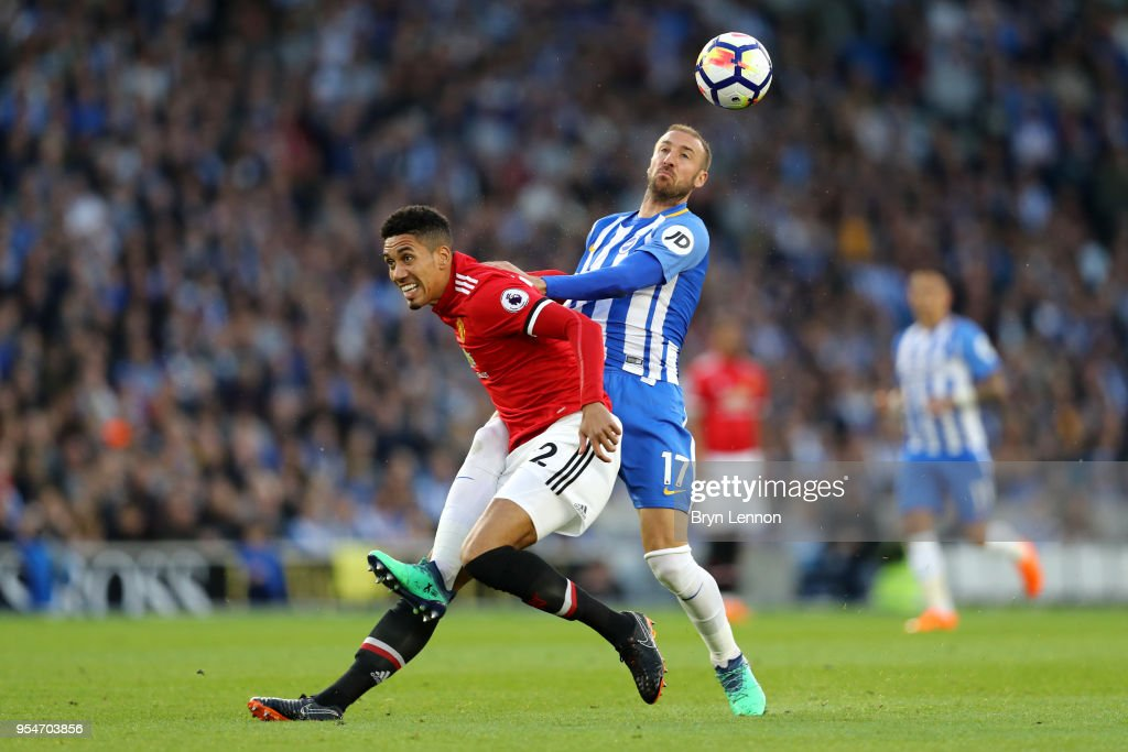 Brighton and Hove Albion v Manchester United - Premier League : News Photo