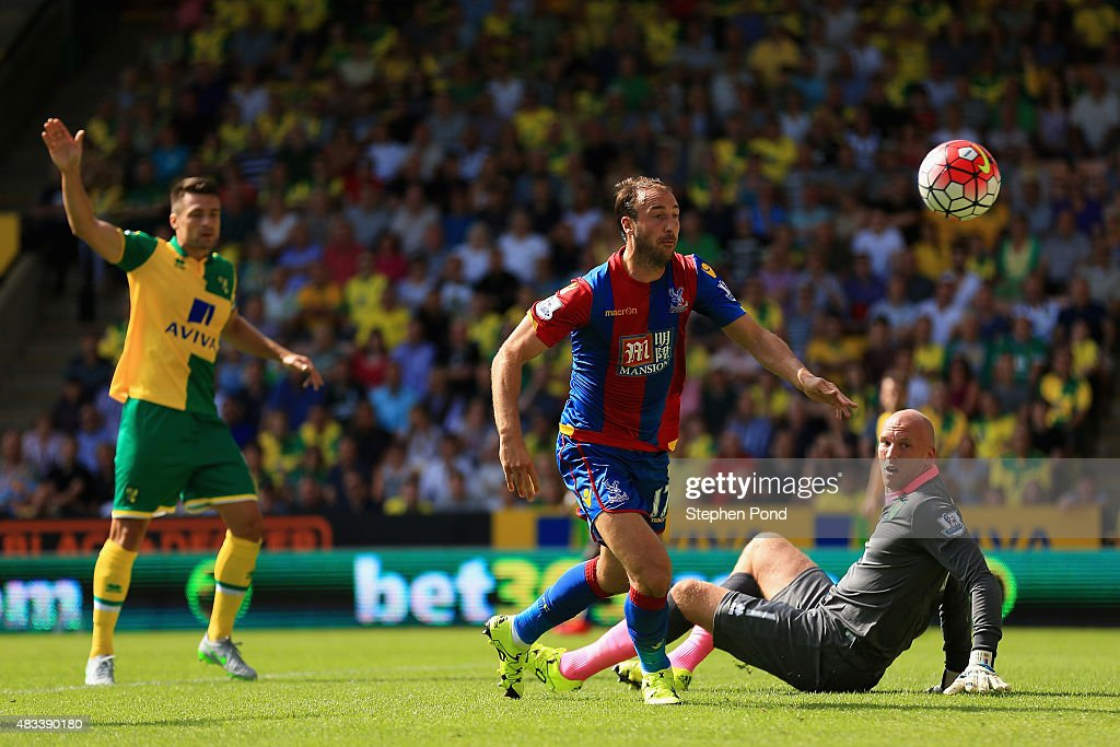 Norwich City v Crystal Palace - Premier League : News Photo