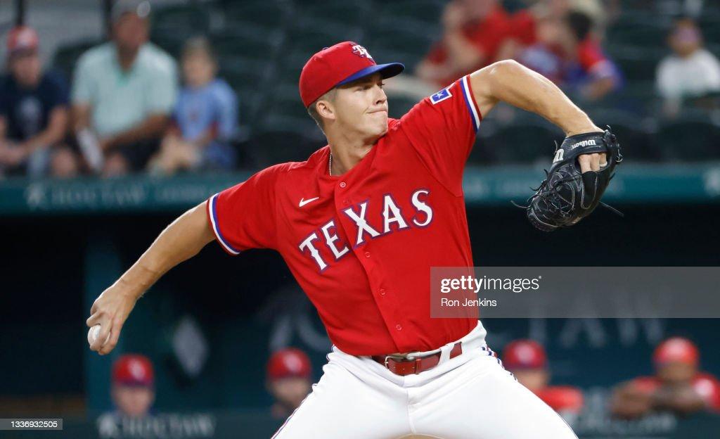 Houston Astros v Texas Rangers : ニュース写真