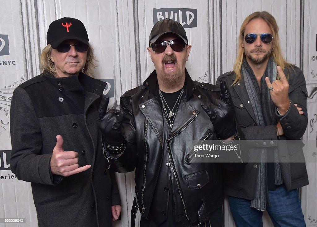 Celebrities Visit Build - March 21, 2018