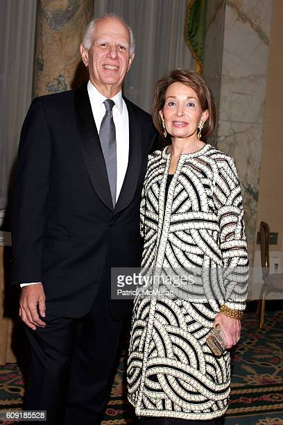 Glenn Tobias and Lynn Tobias attend The Jewish Museum's Masked Ball in Celebration of Purim at Waldorf Astoria on February 27 2007 in New York City
