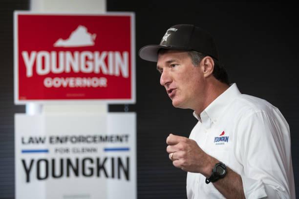 VA: Virginia Republican Gubernatorial Candidate Glenn Youngkin Holds Campaign Events