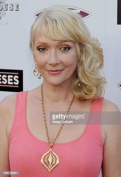Glenne Headly arrives at 'The Joneses' Los Angeles Premiere at the Arclight Hollywood on April 8 2010 in Hollywood California