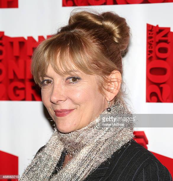 Glenne Headly attends the OffBroadway Opening Night after party for the New Group production of Sticks and Bones' at Ktchn in The Out NYC on November...