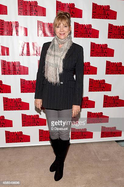 Glenne Headly attends the 'Sticks and Bones' opening night after party at KTCHN Restaurant on November 6 2014 in New York City