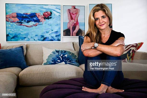 Glennon Doyle Melton author of the blog Momastery sits for a portrait in her Naples Fla home on Tuesday August 30 2016