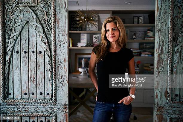 Glennon Doyle Melton author of the blog Momastery stands for a portrait in her Naples Fla home on Tuesday August 30 2016