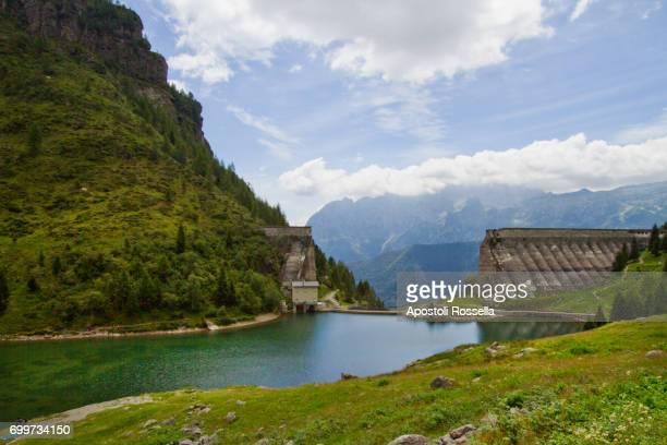 Gleno dam, Italy