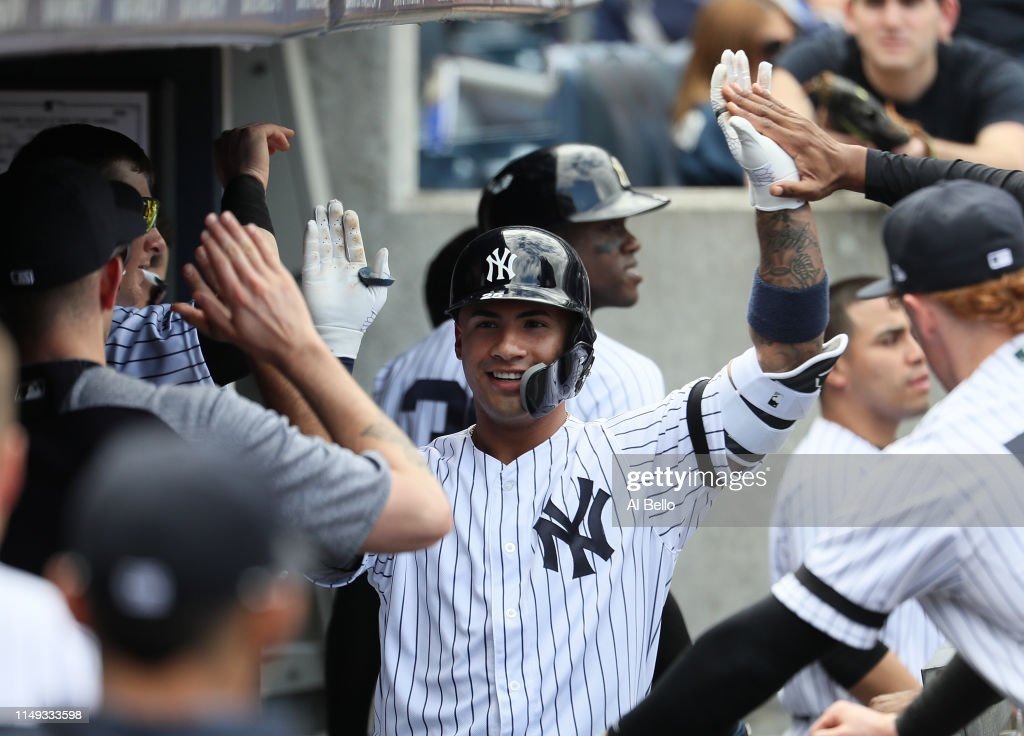 Baltimore Orioles v New York Yankees - Game One : News Photo