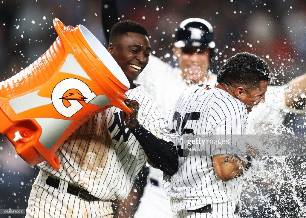 Houston Astros  v New York Yankees : News Photo