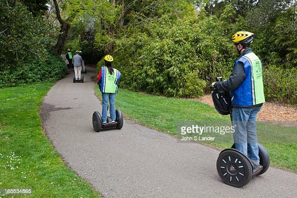 Glide through 1,000 acres of Golden Gate Park on a nifty Segway. Why kill yourself walking over seven miles of Golden Gate Park's landscaped roads,...