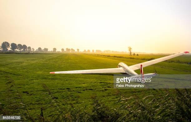 Glider Airplane