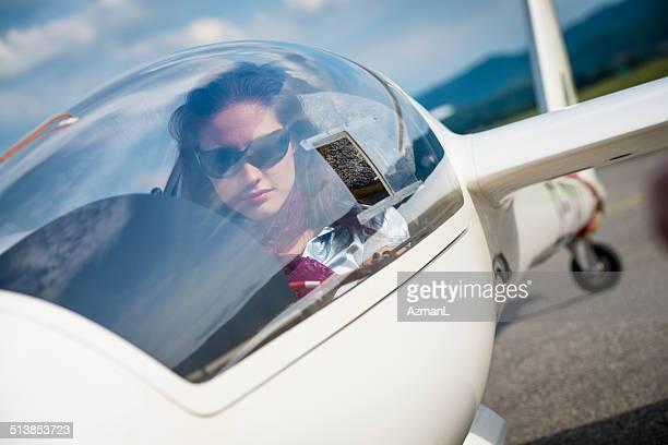 Aliante pilota