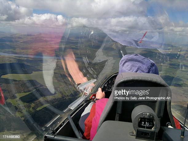 Gliding over Wales