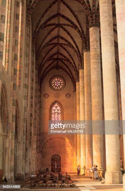 Glise des Jacobins est un chef-d'oeuvre de l'art gothique du m?ridional. Elle a ?t? commenc?e en 1230 et fut achev?e vers 1298, elle fut construite...