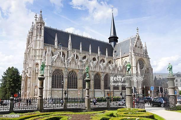 Église Notre Dame du Sablon, Bruselas.