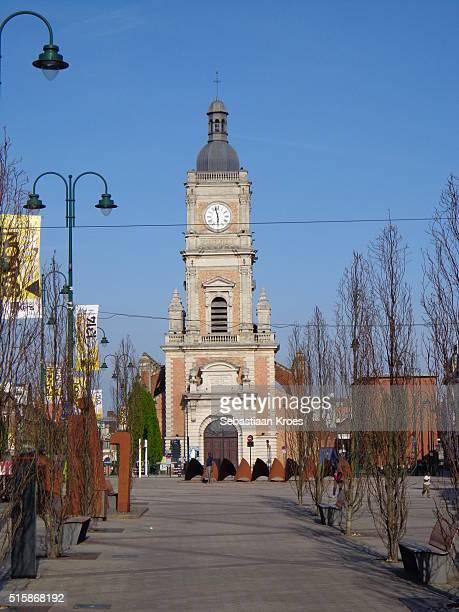Église Saint-Léger de Lens Church, Lens, France