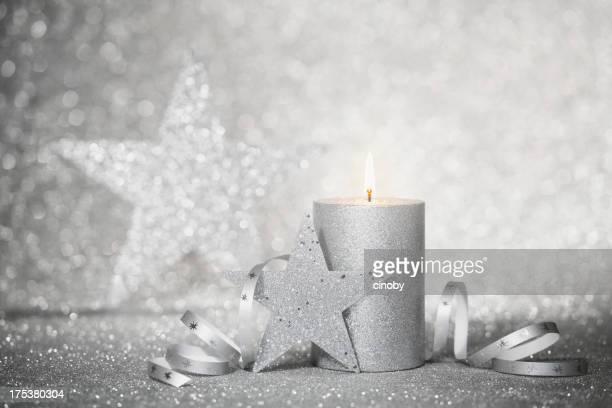 Glitzernde Advent Light