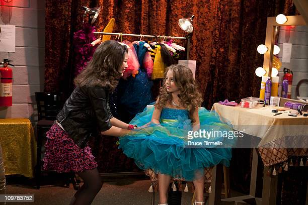 UP Glitz It Up Rocky and CeCe choreograph and mentor young contestants in Chicago's Little Cutie Queen Pageant Meanwhile Deuce has to win over his...