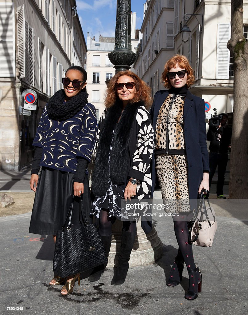 Three Americans In Paris, Madame Figaro, June 19, 2015