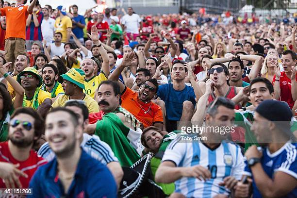 Global Broadcasters Capture Fan's Enjoyment of the World Cup Experience in Rio de Janeiro Due to the overwhelming success of the 2010 edition FIFA...