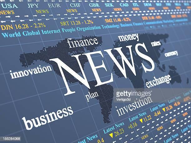 Global business news