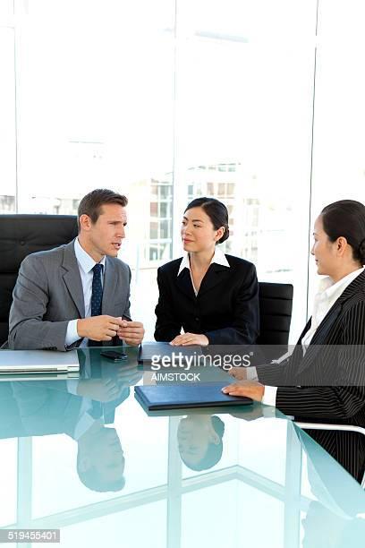 Global Business Talk