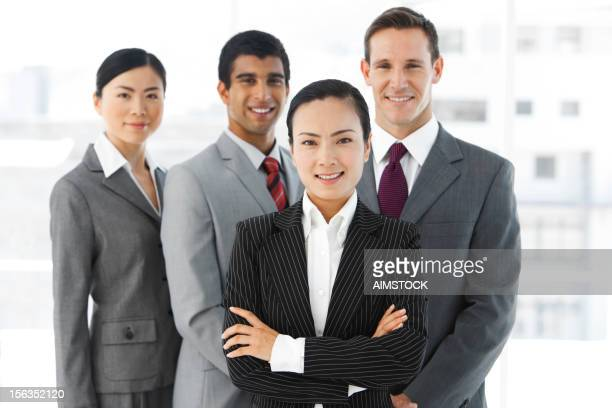 global business team - managing director stock photos and pictures