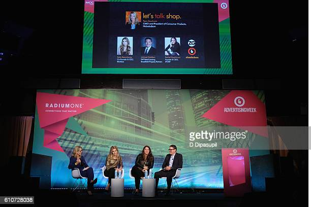 Global CMO and President, Consumer Products Nickelodeon Pam Kaufman, Co-Founder & CEO Birchbox Katia Beauchamp, CEO & Founder STORY Rachel Shechtman...