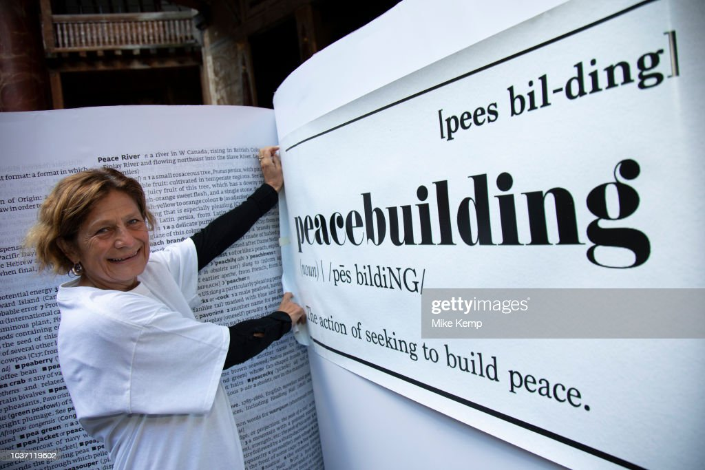 Peacebuilding Dictionary Campaign On UN International Day Of Peace