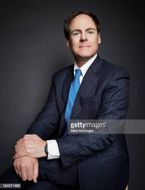 Global CoHead of Investment Banking at Morgan Stanley Mark Eichorn is photographed for Bloomberg Markets Magazine on February 8 2013 in New York City