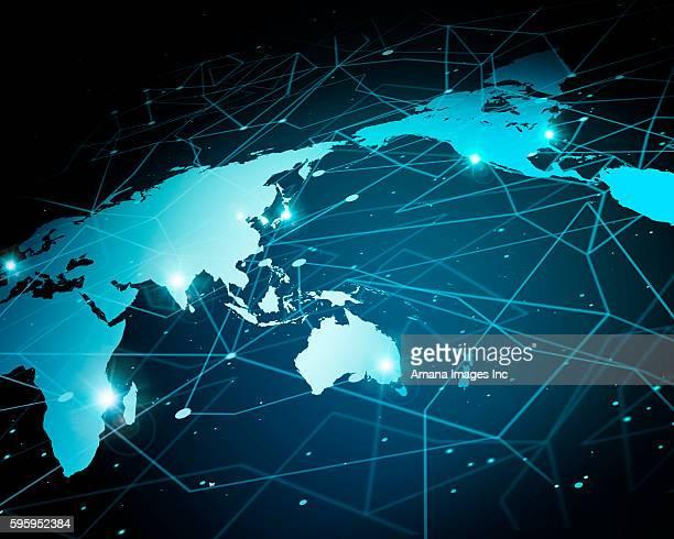 Global Communication Image