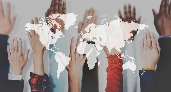 Global Community International Networking Concept 1048592720