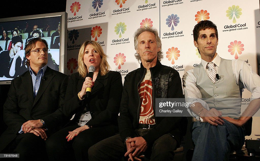 Science And Entertainment Press Conference : News Photo