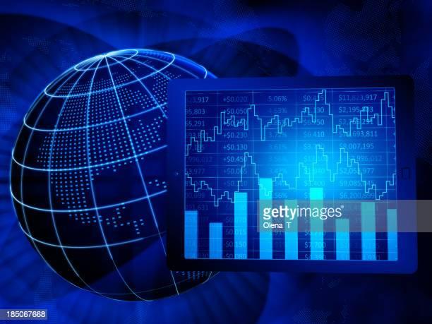 Global finance, North America