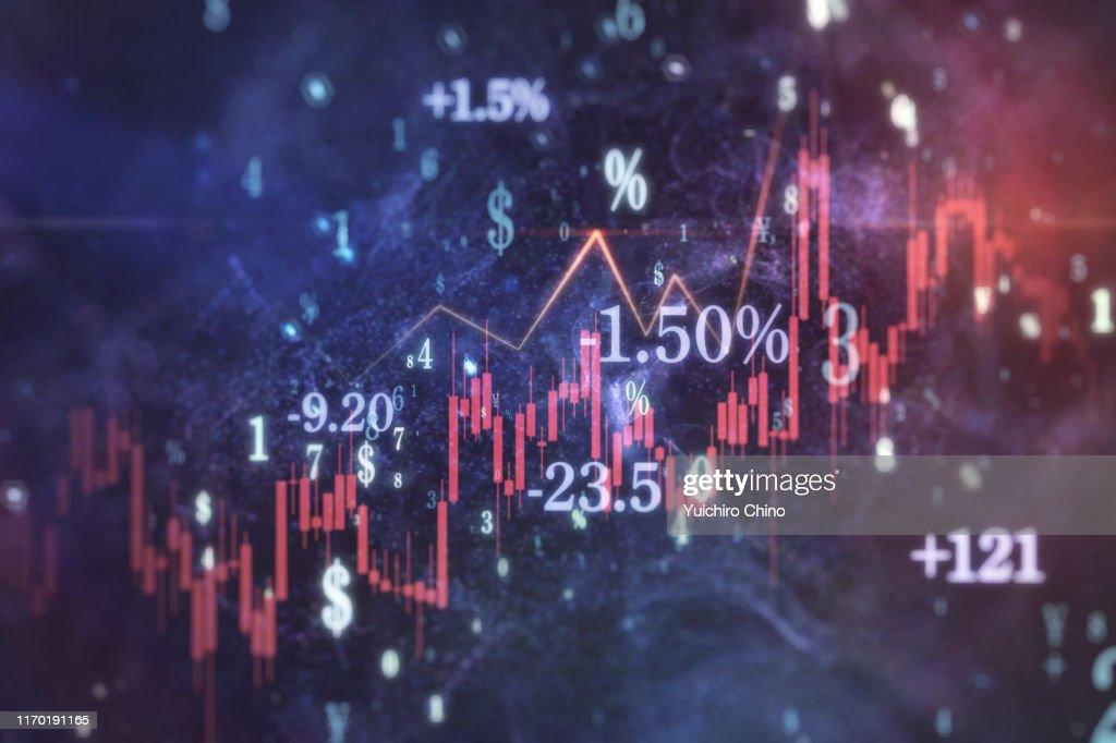 Global financial crisis : Stock-Foto